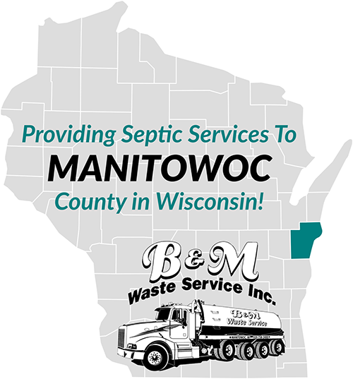 Manitowoc County Service Map